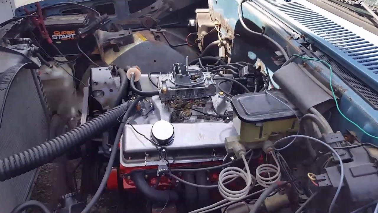 350 swap 84 c10 sum k1106 cam and noisy gear drive