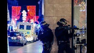 Fusillade à Strasbourg : le suspect toujours en fuite