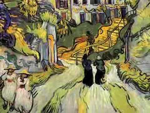 A Tribute to Vincent Van Gogh