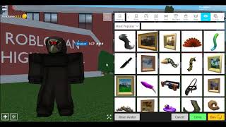 How To Do Scp 049 The Plague Doctor ROBLOX | Robloxian High School