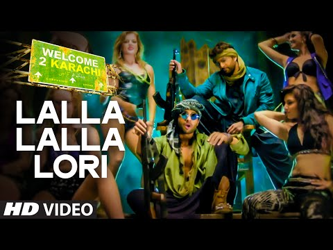 'Lalla Lalla Lori' Video Song | Welcome 2 Karachi | T-Series thumbnail