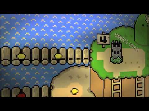 game of thrones intro super Mario version