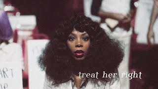 she works hard for the money - donna summer (slowed down)