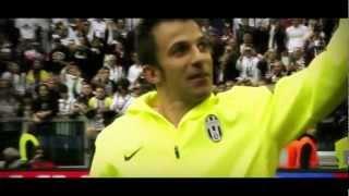 Alessandro Del Piero - Ciao il Capitano | 13.5.2012 vs Atlanta |  HD