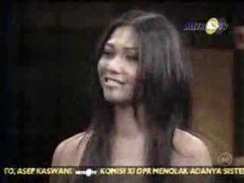 Tribute To Anggun C. Sasmi(Nafas Cinta)