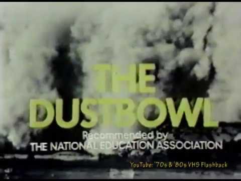 When Havoc Struck  The Dustbowl  1978 TV Series Glenn Ford