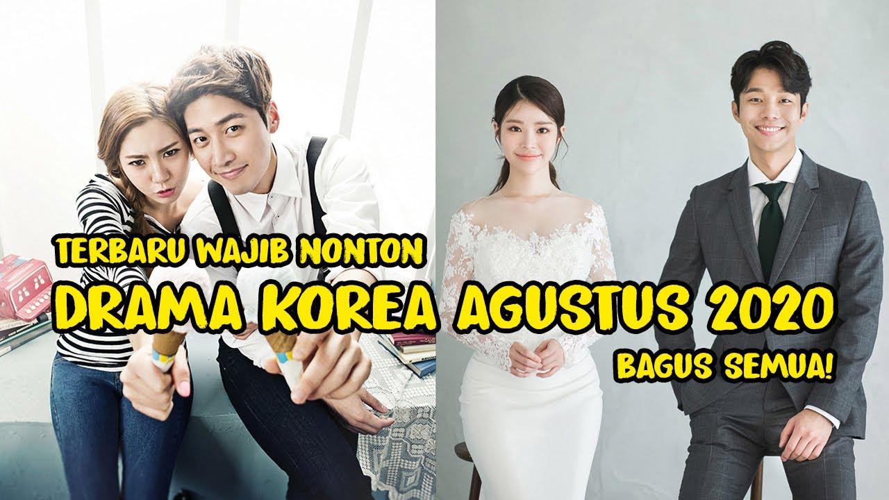WAJIB NONTON BANGET!!! DAFTAR 11 DRAMA KOREA AGUSTUS 2020 TERBARU