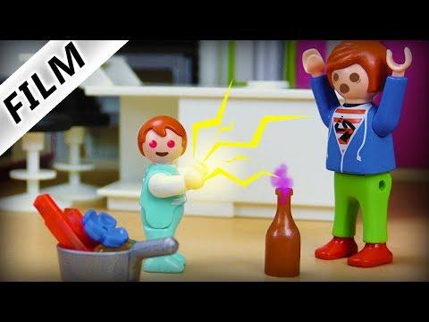 Playmobil Film deutsch | EMMA VERHEXT JULIAN MIT ZAUBERTRANK - Ist sie eine echte Hexe?