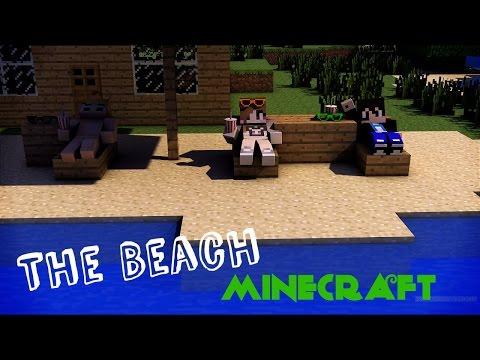  Minecraft Summer   #1- Kì Nghỉ Minecraft W/ HuyĐX,Gà