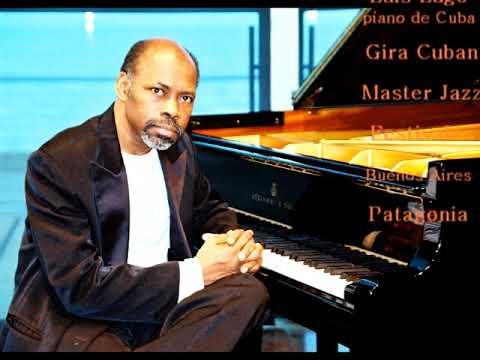 Feeling- Tour Cuban Master Jazz -Luis Lugo piano de Cuba