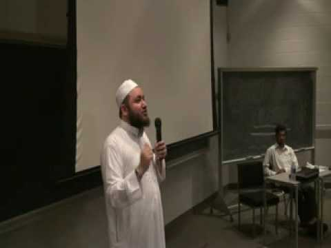 The Night before Ramadan - Sh. Waleed Abdulhakeem - ilmpath.com