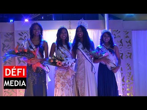 Alexandrine Belle-Etoile remporte la grande finale de Miss University African Mauritius