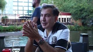 «Оппозиция отправила меня в офсайд». Эксклюзивное интервью Саакашвили для «Страны» | Страна.ua
