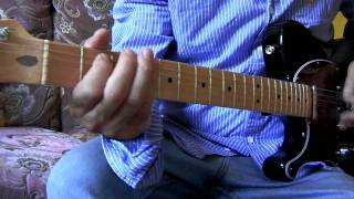 Lucifer Sam - Pink Floyd - Guitar Lesson in HD/Stereo