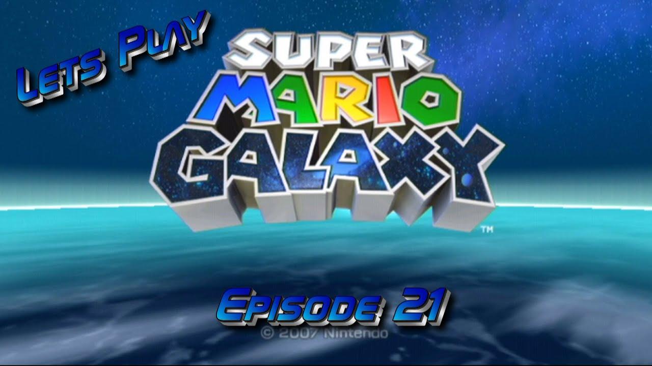 Let\'s Play Super Mario Galaxy - Episode 21 - Drip Drop Galaxy - YouTube