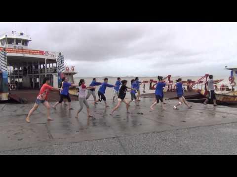 """Dân vũ """"Lý kéo chài"""" ĐPV 2013"""