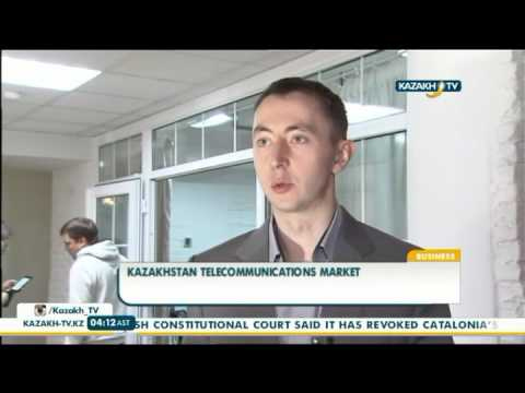 Kazakhstan telecommunications market - Kazakh TV
