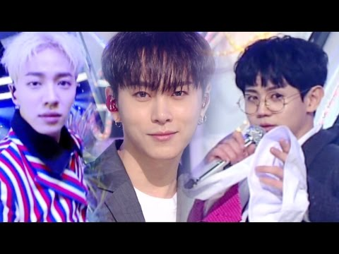 《Comeback Special》 Highlight (하이라이트) - Can You Feel It + Plz Don't Be Sad @인기가요 Inkigayo 20170326