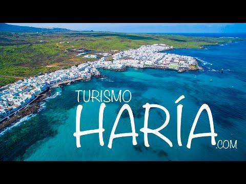 Turismo Haria - Lanzarote.