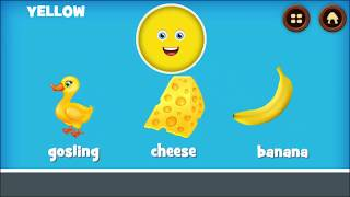 learn colors and english for kids | learn English for children | learn English and Colors