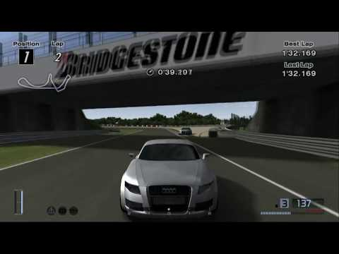 Gran Turismo 4 | Audi Nuvolari quattro