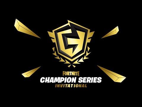 Fortnite Champion Series Invitational: Week 1 Day 2