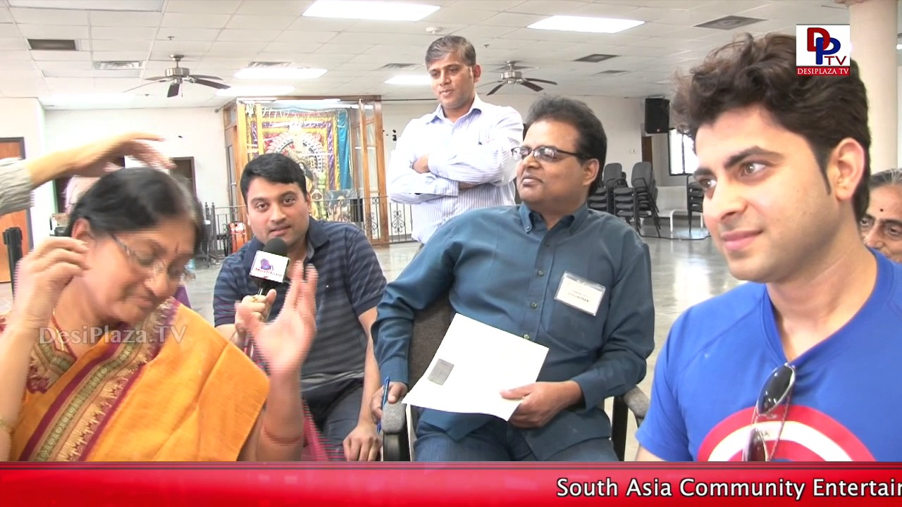 """This type of events bring the community together"" - Audience at DFW Temple 3rd Carrom Tournament"