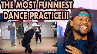 Download lagu BTS | BAEPSAE | Dance Practice | FUNNY MOMENT WITH SUGA | REACTION!!! MP3