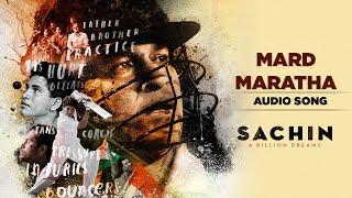 Mard Maratha   Audio Song   Sachin A Billion Dreams   AR Ameen   Anjali Gaikwad