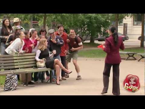 Weird Tourist Attraction Prank