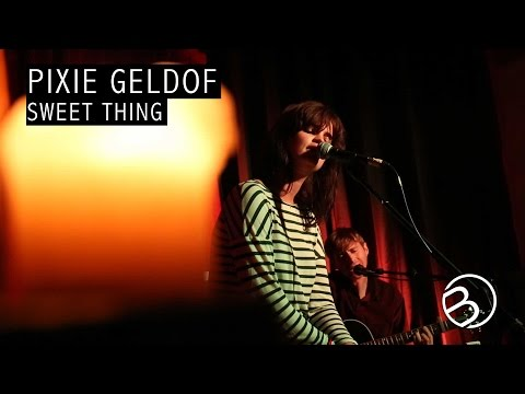 Pixie Geldof | Sweet Thing | The OB Sessions