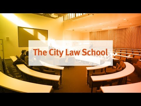 City, University of London: The City Law School tour