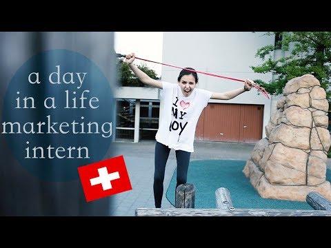 A Day In a Life Of a Marketing Intern Zurich | JORD Watches | Mariya Marinova