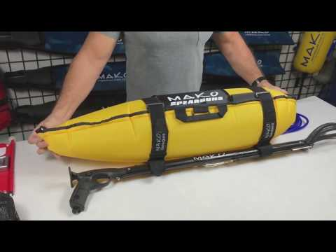 Professional Inflatable Spearfishing Float Accessories Installation