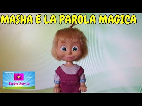 Le avventure di Masha EP.: LA PAROLA MAGICA