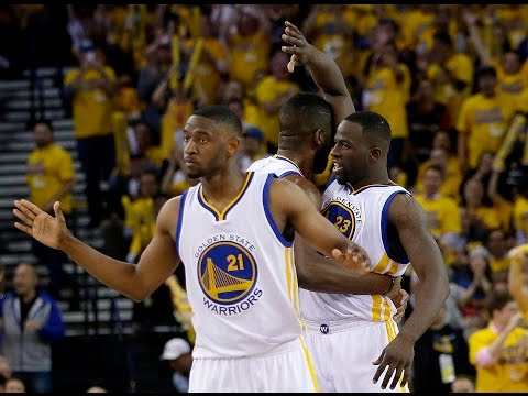 Ian Clark plays pivotal role in Warriors postseason run without Stephen Curry