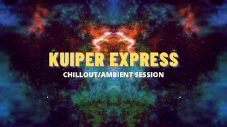Rocco Saviano - Kuiper Express [Live Ambient Session]