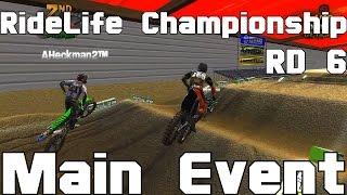 MX vs ATV Reflex Ridelife RD 6 Main event- invisible People