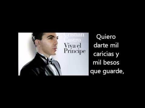Cristian Castro - Tu Vida Con La Mia Letra Lyrics