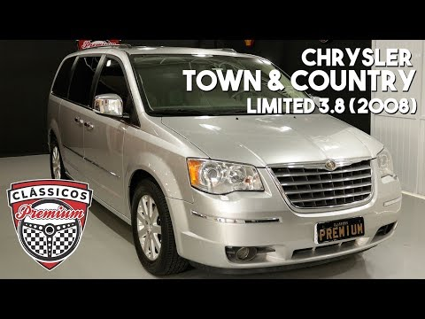 town country 2010 ficha tecnica