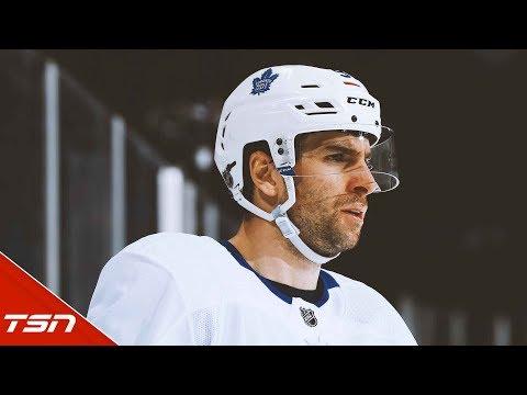 Tavares praises Leafs fans after rough return against the Islanders
