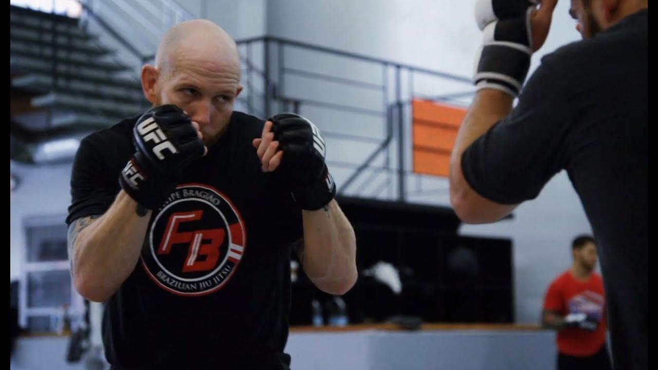 Training Day: Josh Emmett