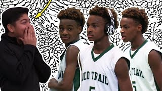 LeBron James Jr. Leads Middle School Team To A Championship🏆‼️ | CRAZY VISION‼️
