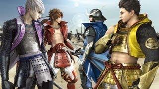 CGRundertow SENGOKU BASARA: SAMURAI HEROES for PlayStation 3 Video Game Review