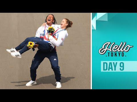 How it feels to beat the reigning Olympic champ! Hello Tokyo I DAY 9🗼