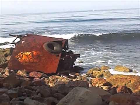 S.S. Dominator Shipwreck