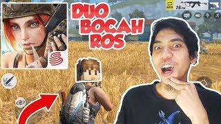 DUO KOCAK JADI BOCAH ROS - RULES OF SURVIVAL INDONESIA #2