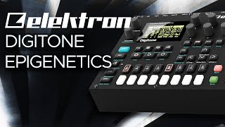 Elektron Digitone Patches for Ambient, IDM and Techno