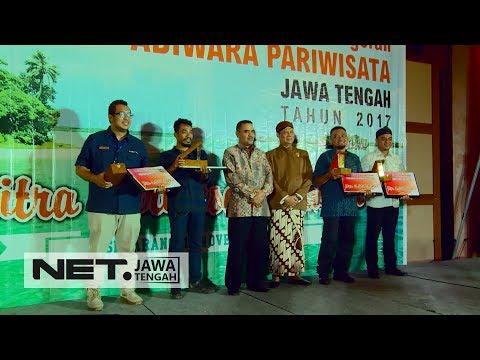 Angkat Pariwisata Lewat Berita, NET Jateng Raih Penghargaan Abiwara - NET JATENG Mp3