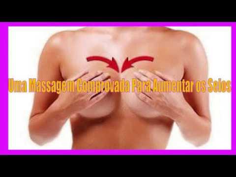 b21a9c48b Uma Massagem Comprovada Para Aumentar os Seios - YouTube